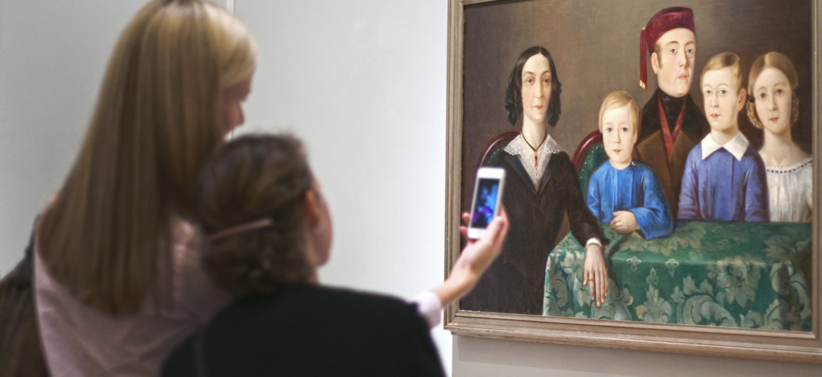 VenuIQ - museums and galleries location based intelligence