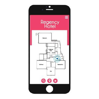 venu-iq map graphic intelligence for hospitality venues