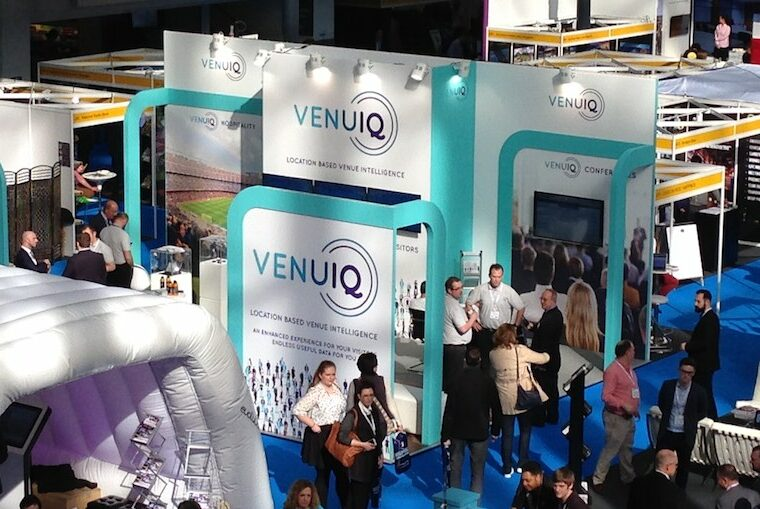 VenuIQ at Confex 2016 from top