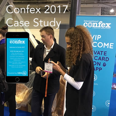 confex 2017 case study graphic