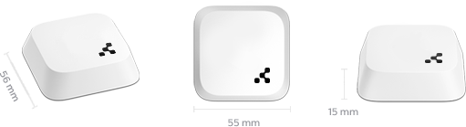 smart beacon two dimensions