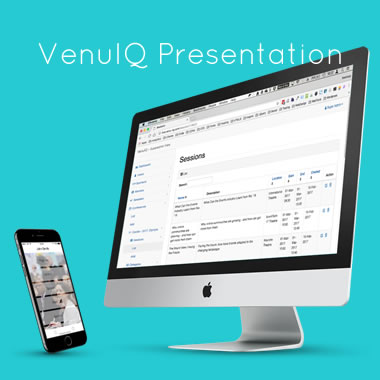 learn more about the build your own event app in a browser from VenuIQ in our presentation