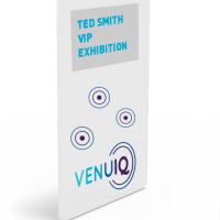 card beacons from VenuIQ - suitable for conferences, events and exhibitions.