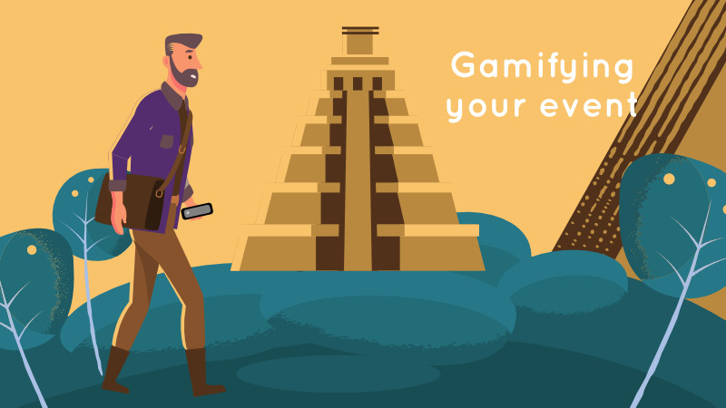 Gamify your event graphic