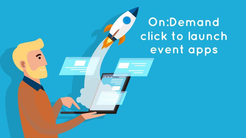 on:demand autonomous event app builder by VenuIQ