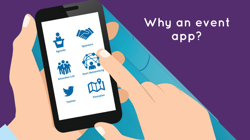 Why use an event app when you already have a website? We look at the reasons attendees demand an app at an event.